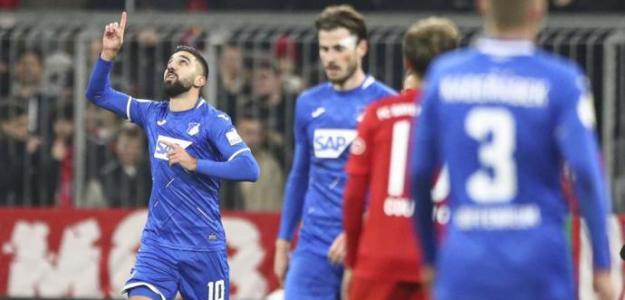 Dabbur quiere demostrar su valía lejos de la Bundesliga. Foto: Estadio Deportivo