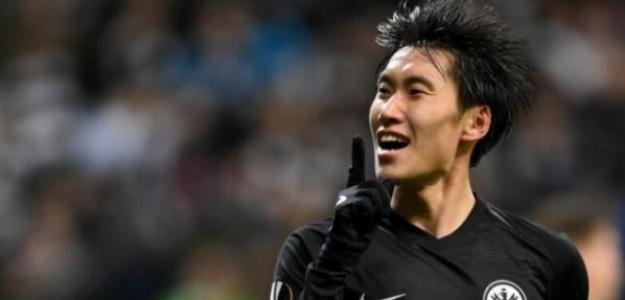 """Daichi Kamada, la perla japonesa que Monchi quiere en su Sevilla FC """"Foto: DL Private Server"""""""