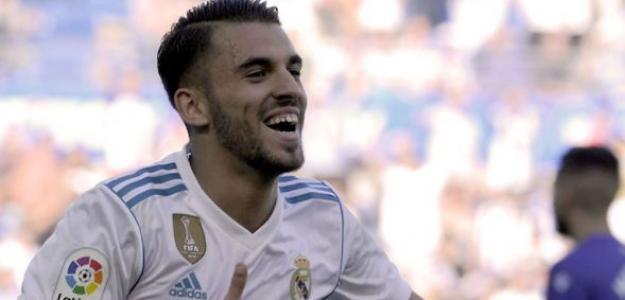 """El Real Madrid le pone precio de salida a Dani Ceballos """"Foto: Soy Madridista"""""""