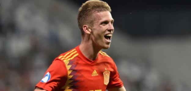 """Dani Olmo,  cerca de convertirse en nuevo jugador del Leipzig """"Foto: CalcioMercato"""""""