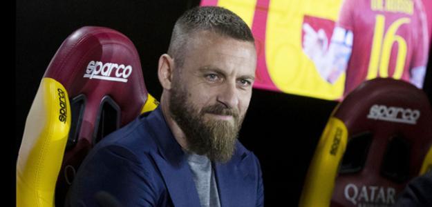 De Rossi da el paso a los banquillos… ¡Sin título de entrenador!. Foto: Somos de la Roma