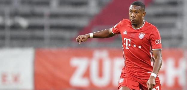 El Manchester City aprovecha la venta de Sané para acercarse a David Alaba  | FOTO: BAYERN MÚNICH