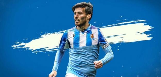 ¿Dónde jugará David Silva en la Real Sociedad? | FOTO: REAL SOCIEDAD