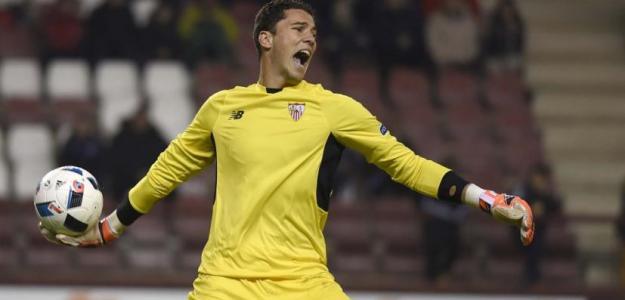 David Soria (Sevilla FC)