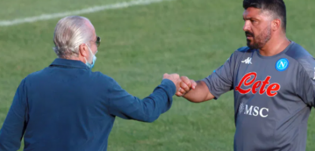 """El Nápoles valora 3 nombres para sustituir a Gattuso """"Foto: Marca"""""""