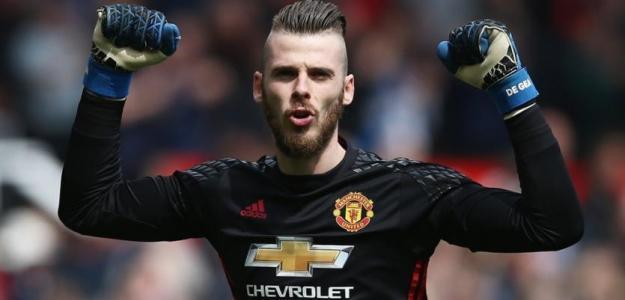 De Gea renovará con el United y se convertirá en el mejor pagado del mundo. Foto: uefa.com