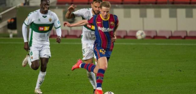 ¿Qué hizo Koeman para que De Jong se convirtiera en una estrella del Barça?