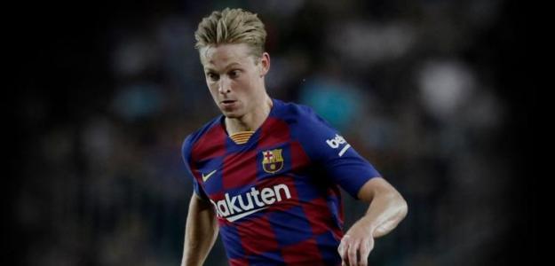De Jong muy crítico con su temporda en el Barcelona / FCBarcelona.es