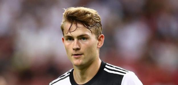 De Ligt sigue dejando muchas dudas en la Juventus