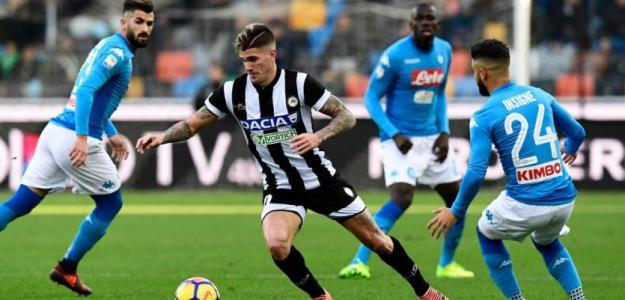El Nápoles busca sustituto a James y Lozano. Foto: (uefa.com)