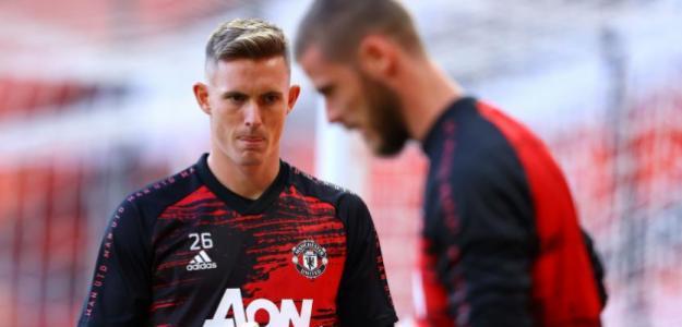 El ultimátum de Dean Henderson al Manchester United