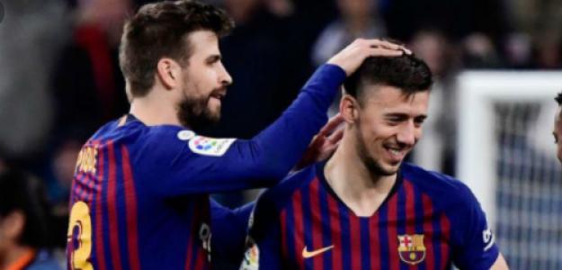 "¿Cuál será la pareja de centrales titular en el FC Barcelona? ""Foto: Sport"""