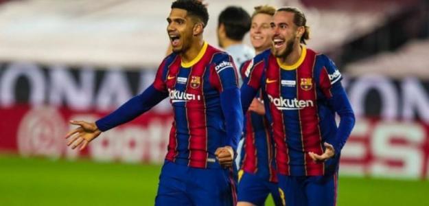 """La necesidad del defensa central parecía sofocada en Can Barça, pero no """"Foto: CuleMania"""""""