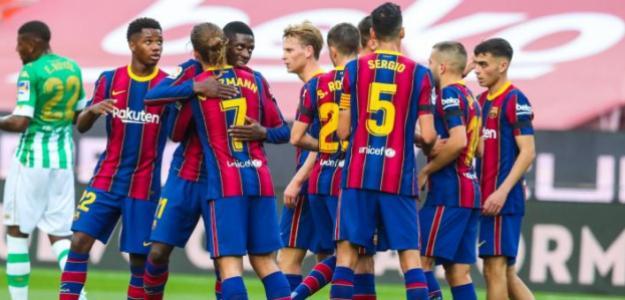El intercambio que planean el Barça y la Juventus de Turín