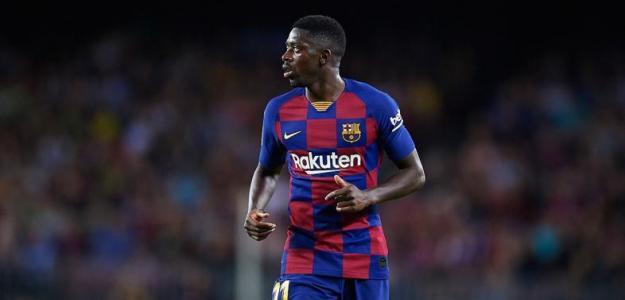 El Barcelona ya prepara la venta de Dembélé para este invierno. Foto: FC Barcelona Noticias