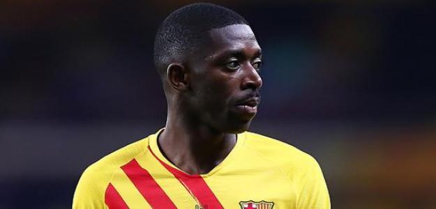 Dembélé pone en jaque al Barcelona / Depor.com