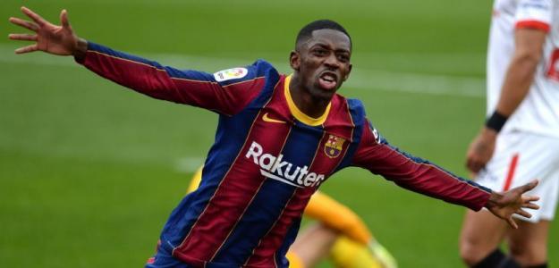 Dembélé se gana la renovación con el Barcelona / Cadenaser.com