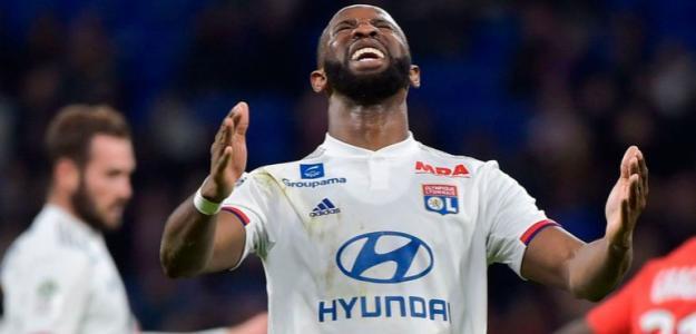 Dembélé sigue teniendo opciones de salir del Lyon / Skysports.com