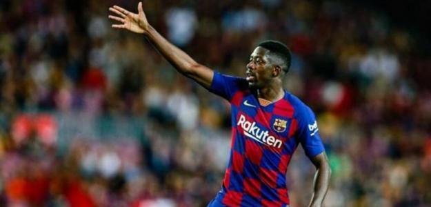 Dembélé tiene un poderoso pretendiente para sacarlo del Barcelona / Eldesmarque.com