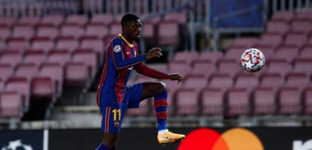 El Barça quiere blindar a Ousmane Dembélé
