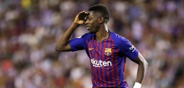 El Barcelona pide 90 millones por Ousmane Dembélé