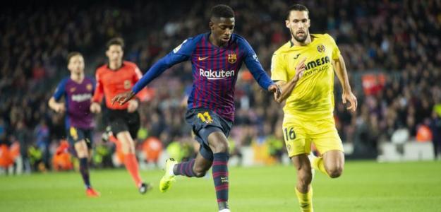 Ousmane Dembélé necesita la pretemporada para ganar confianza / FC Barcelona