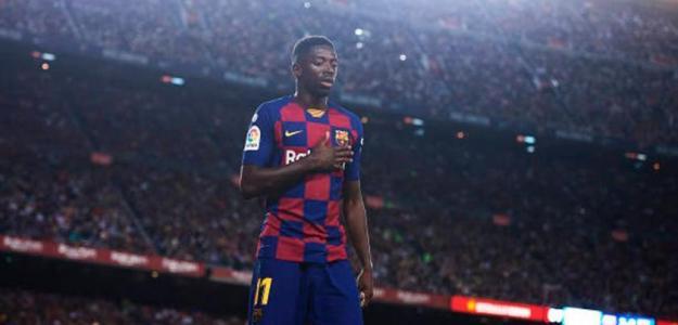 La gran duda del Barcelona con Ousmane Dembélé