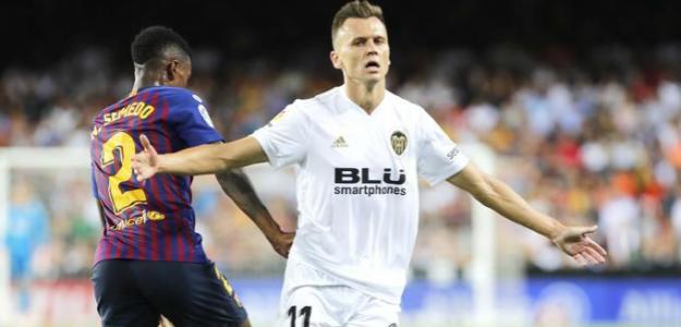 Denis Cheryshev sólo escuchará ofertas del Valencia / Valenciacf.com