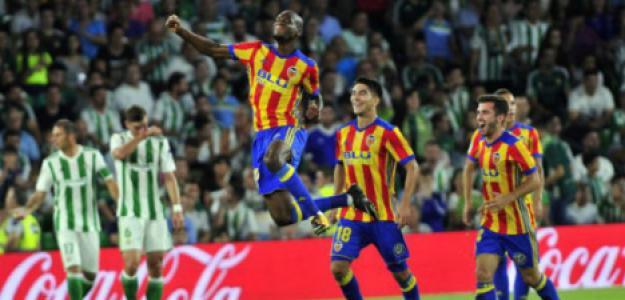 """Coquelin, Parejo, Kondogbia, Sobrino… ¿quién fichará por el Betis? """"Foto: Marca"""""""