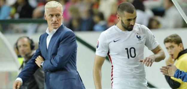 La sorprendente razón por la que Deschamps no convoca a Benzema | Foto: FOX