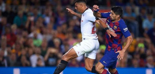 Diego Carlos es uno de los defensas que sigue el Barça.