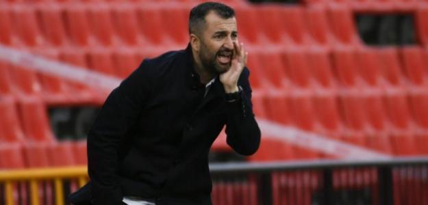 OFICIAL: Diego Martínez deja de ser entrenador del Granada CF