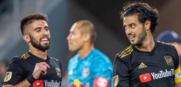 Los 10 jugadores con mayor valor de mercado de la MLS