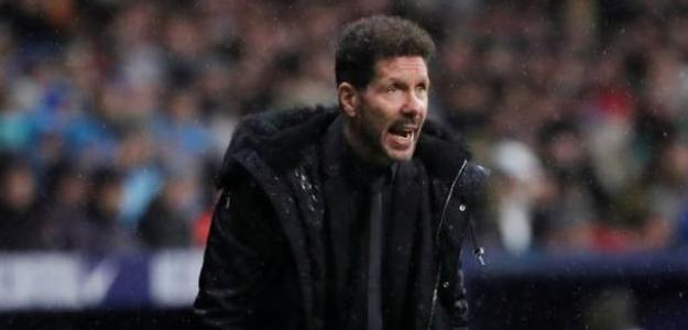 Diferencias entre Atlético y Simeone por Cavani / Depor.com