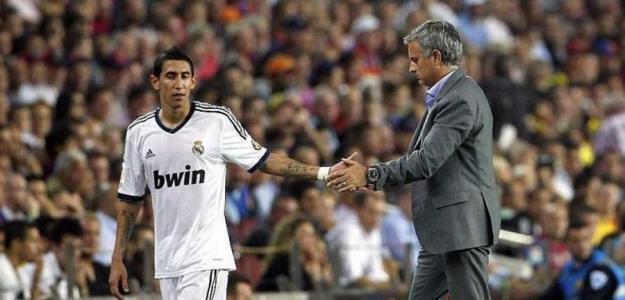 Mourinho quiere a Di María de nuevo. Foto: defensacentral.com