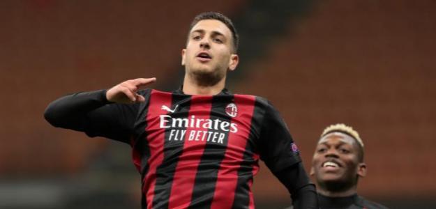 El Barça enfrentará al Milan por el fichaje de Diogo Dalot