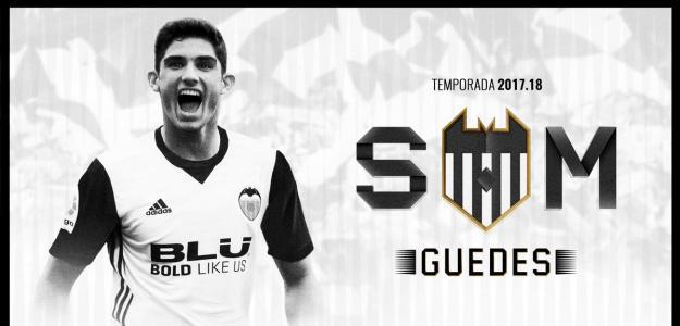 Gonçalo Guedes (Valencia CF)