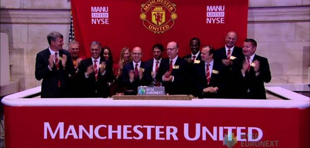 Directiva del Manchester United / Youtube.com.