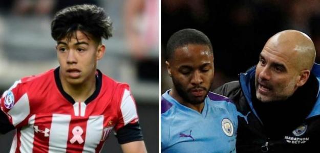 El City ficha a Sarmiento y pone a Sterling en el mercado para ir a por otros dos cracks. Foto: fichajes.net