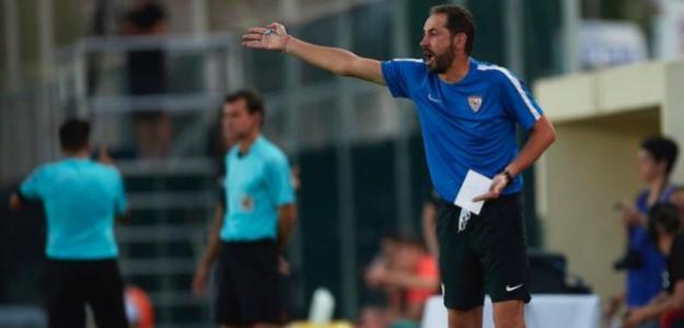 Pablo Machín (Sevilla FC)