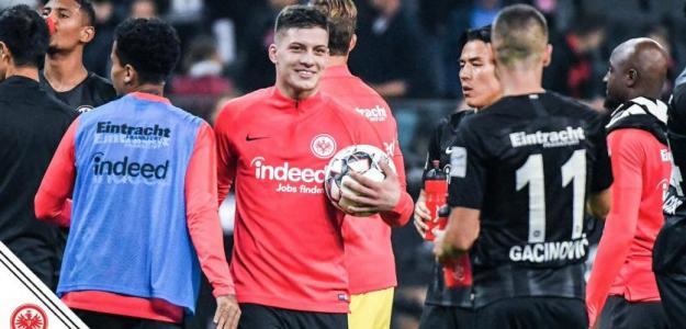 Luka Jovic (Eintracht)