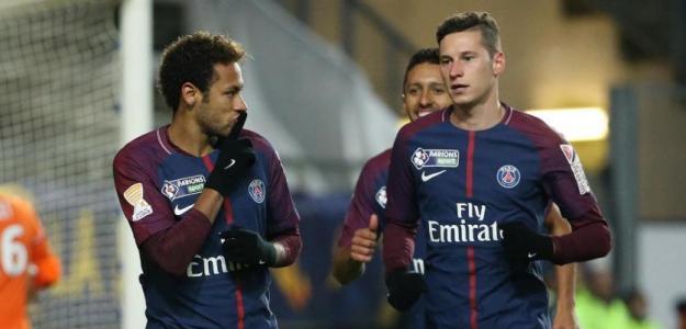 El duro recado de Draxler sobre la salida de Neymar / Twitter