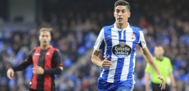 Carlos Fernández volverá a dejar el Sevilla FC como cedido (RC Deportivo)