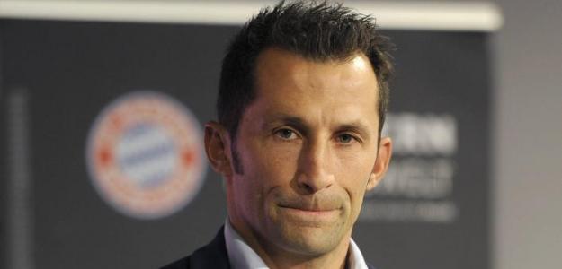 El director deportivo del Bayern de Múnich, Hasan Salihamidzic.