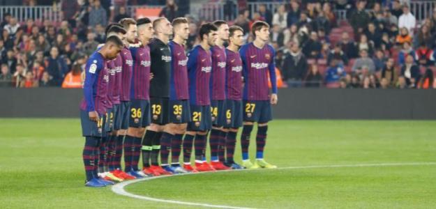 Rakitic, antes del partido ante la Cultural (FC Barcelona)
