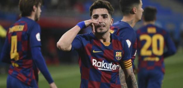 Las dudas del Barcelona con Monchu. Foto: Mundo Deportivo