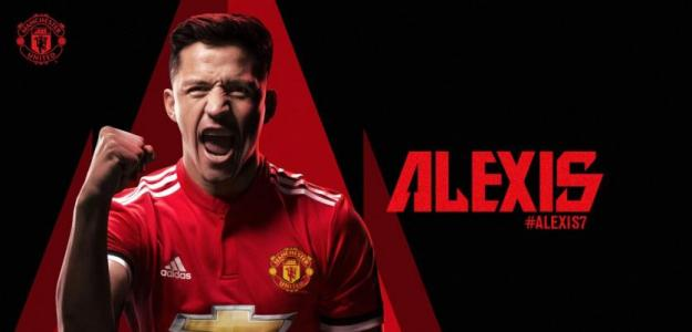 Alexis / Manchester United.