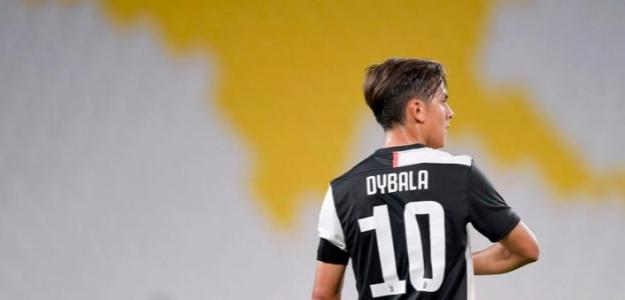 La Juventus confía en la renovación de Paulo Dybala