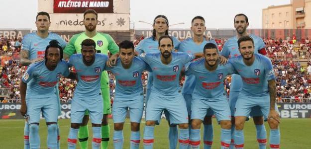 """El Atlético de Madrid pagará 14 """"kilos"""" por Elif Elmas / atleticodemadrid.com"""