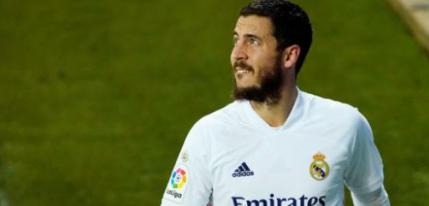 """El Real Madrid ya le ha puesto precio a la salida de Eden Hazard """"Foto: La Razón"""""""